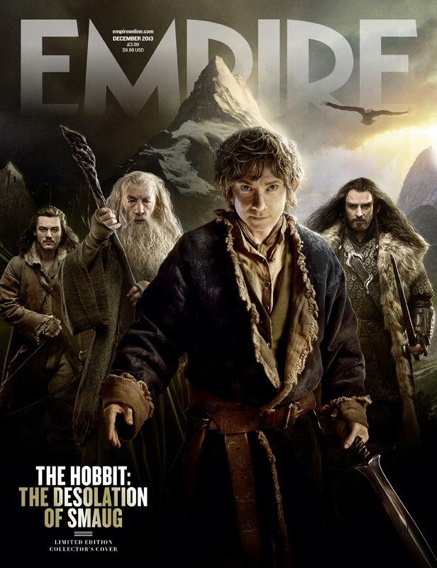 Hobbit Smaug Empire Cover 1