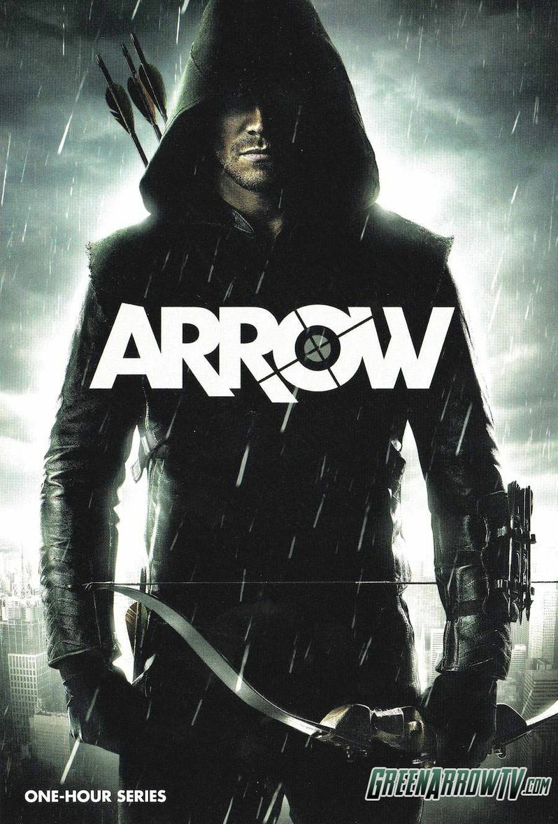 <strong><em>Arrow</em></strong> Promo Art