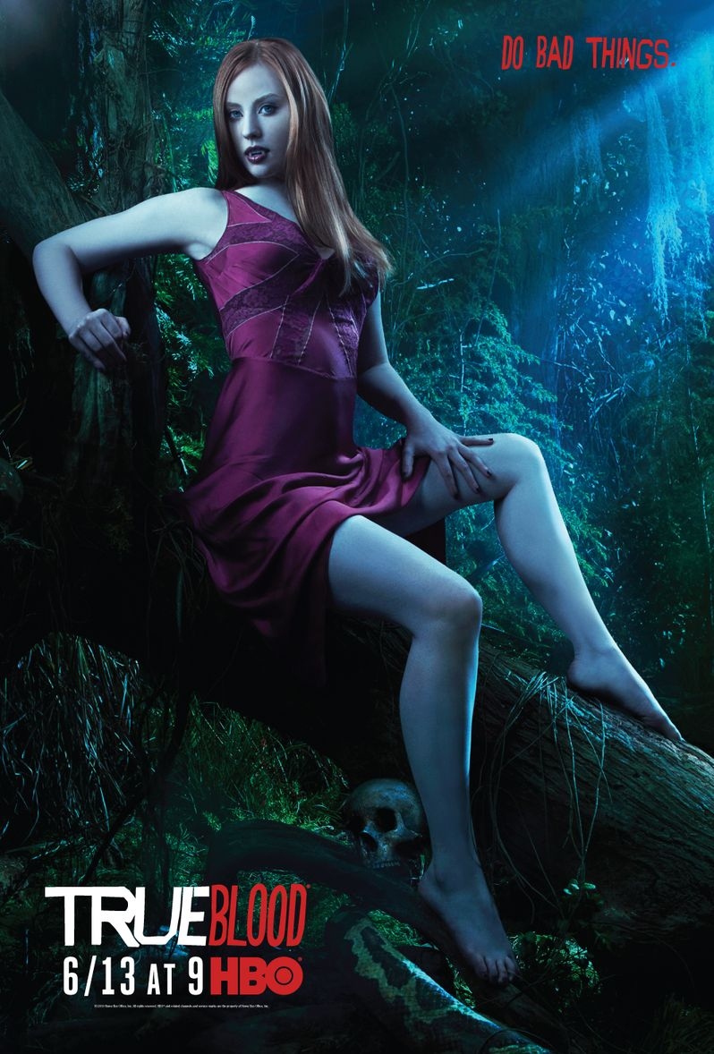 <strong><em>True Blood</em></strong> Character Promo: Jessica