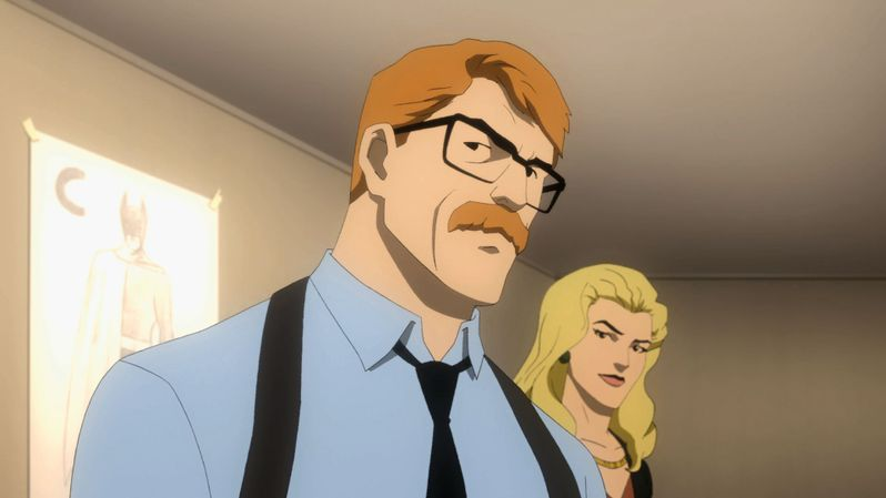 Bryan Cranston Voices Gordon in <strong><em>Batman: Year One</em></strong> #4