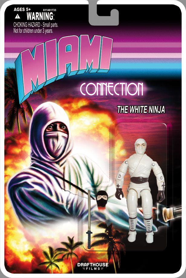 <strong><em>Miami Connection</em></strong> Action Figure Photo #5
