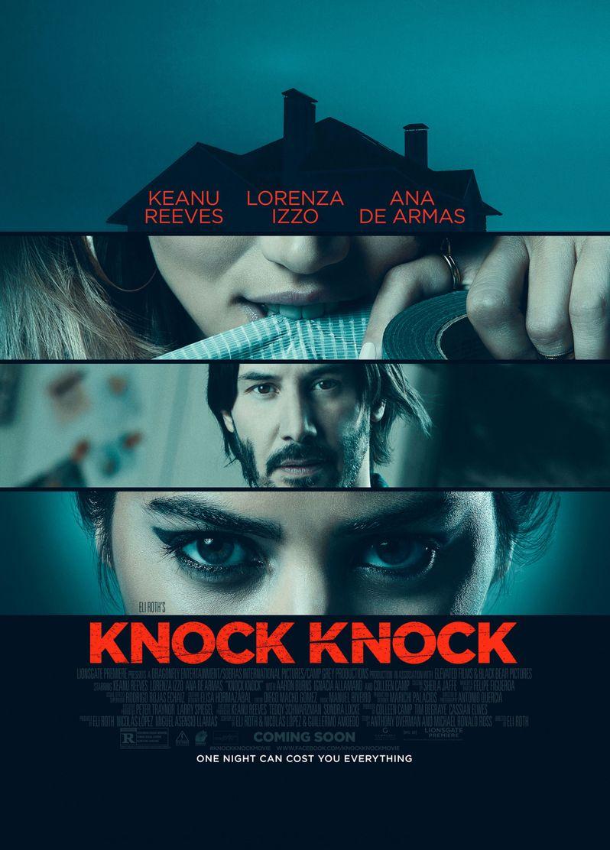<strong><em>Knock Knock</em></strong> Poster