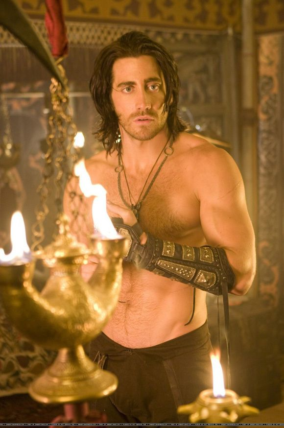 Jake in Prince of Persia #2