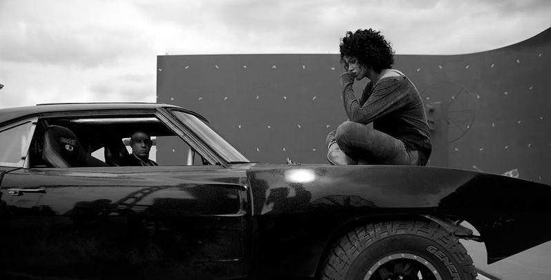 Fast & <strong><em>Furious 7</em></strong> Set Photo 5