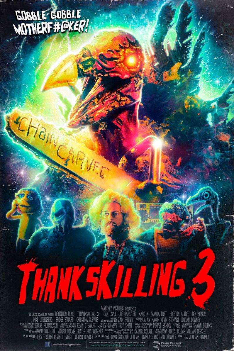 Thankskilling 3 Poster 1