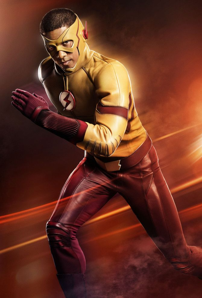 <strong><em>The Flash</em></strong> Season 3 Kid Flash Photo 1