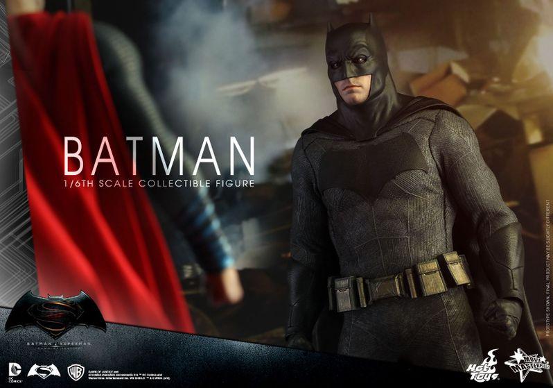 <strong><em>Batman v Superman: Dawn of Justice</em></strong> Hot Toys Photo 6