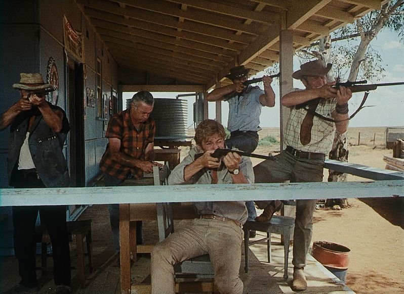 <strong><em>Wake in Fright</em></strong> Photo 6