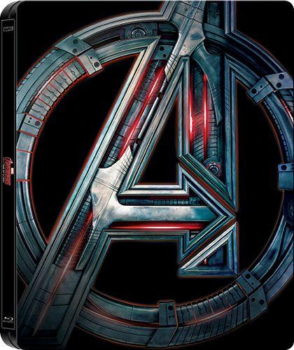 Avengers 2 Blu-ray Steelbook