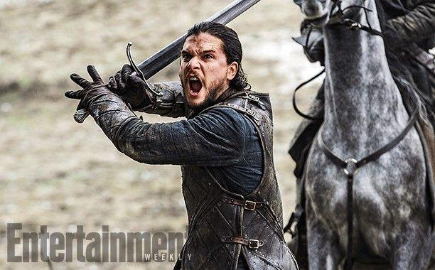 <strong><em>Game of Thrones</em></strong> Battle of the Bastards Photo 2