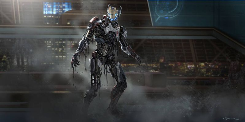 <strong><em>Avengers: Age of Ultron</em></strong> Concept Art 3