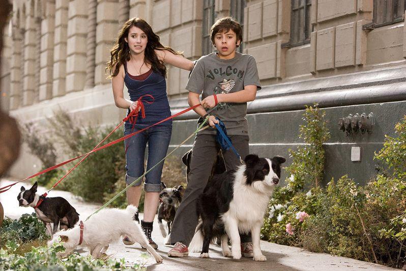 <strong><em>Hotel for Dogs</em></strong>