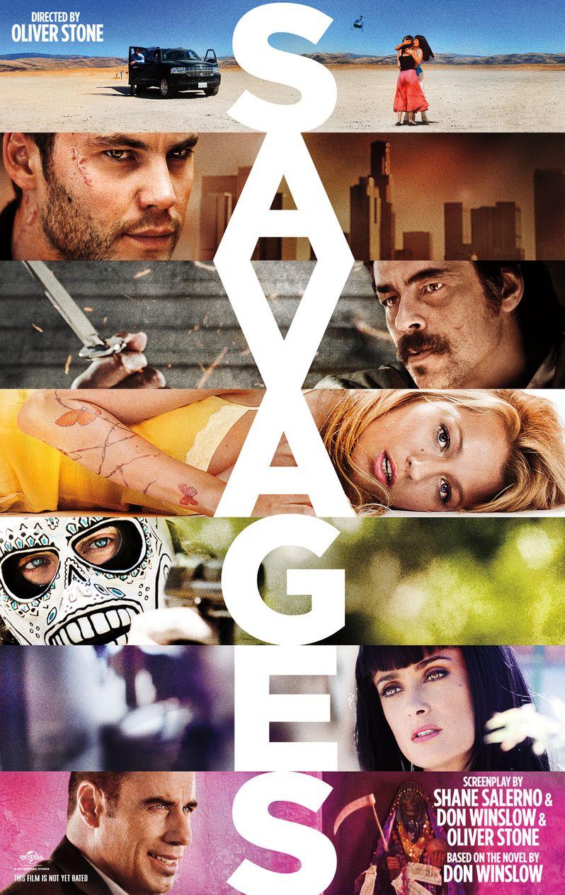 <strong><em>Savages</em></strong> Poster