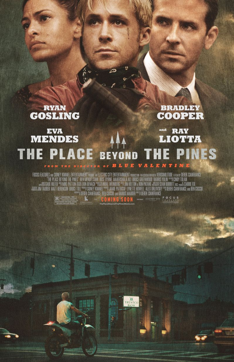 <strong><em>The Place Beyond the Pines</em></strong> Poster