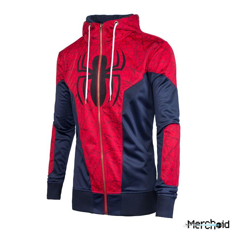 Spiderman Hoodie Marvel Merchoid #2