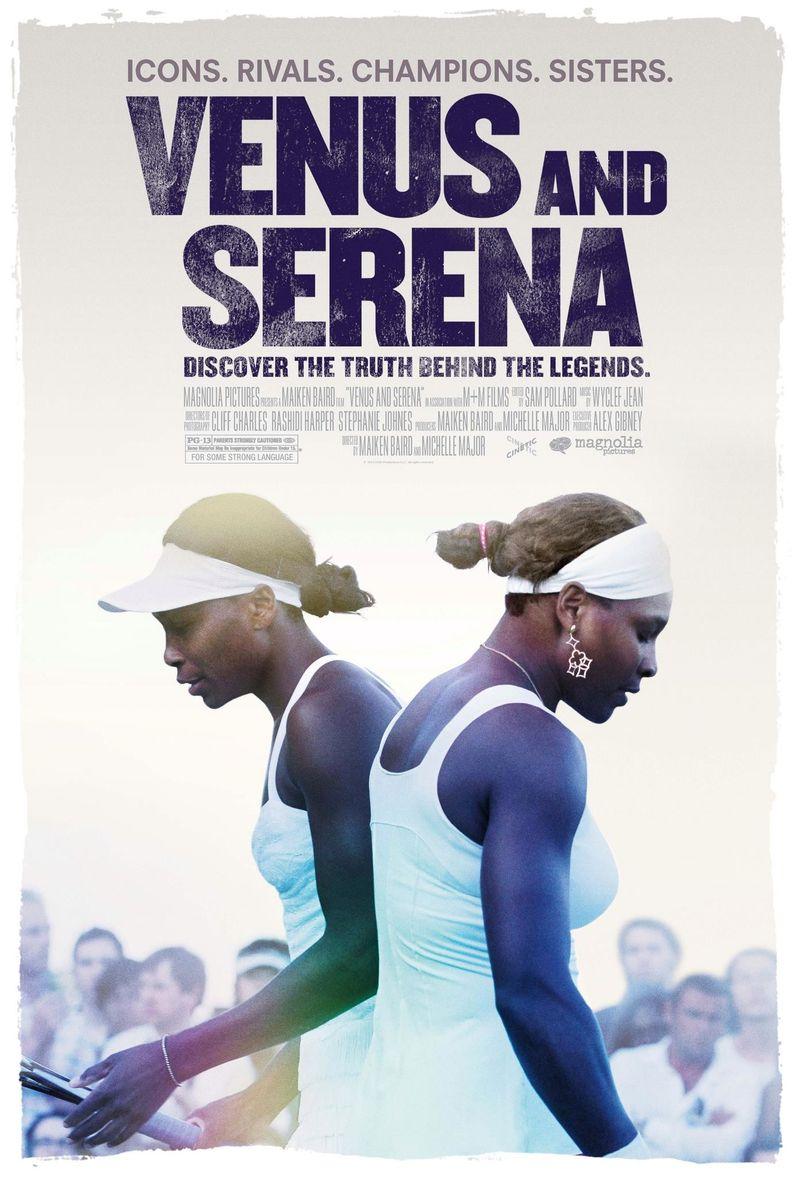 Venys and Serena Poster