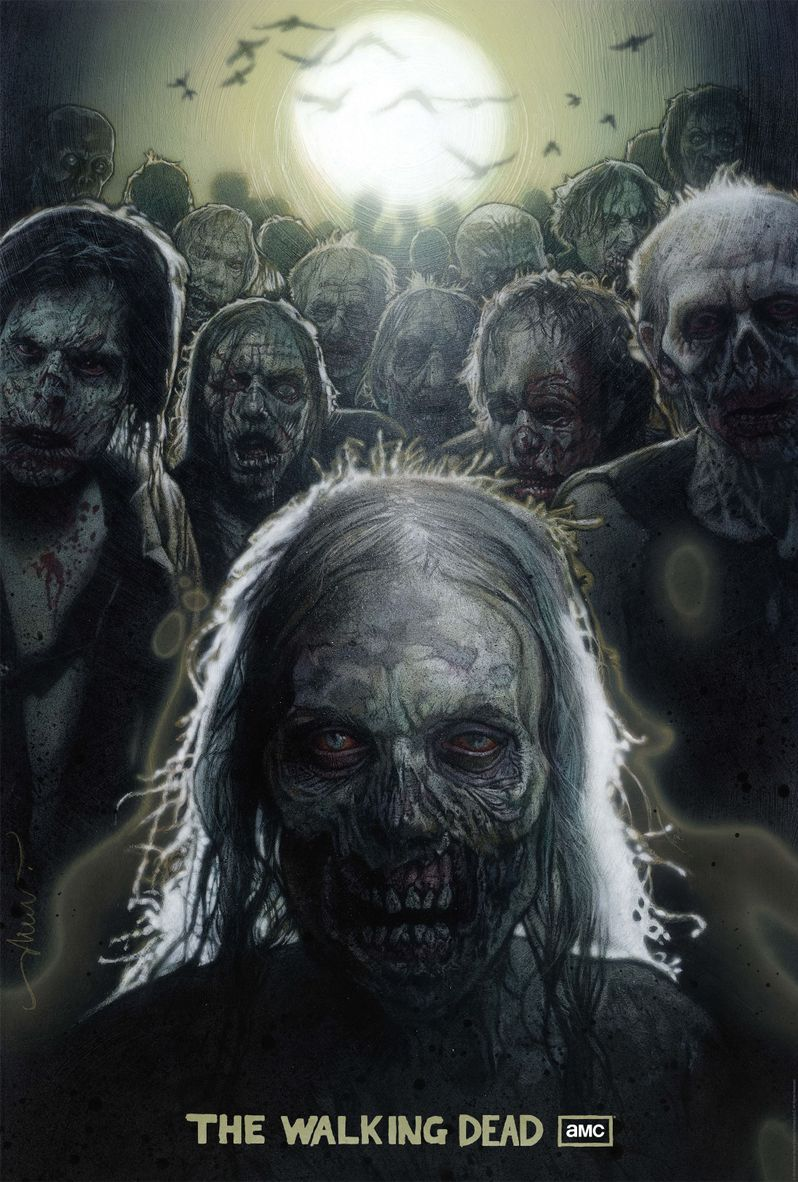 <strong><em>The Walking Dead</em></strong> Comic-Con Poster