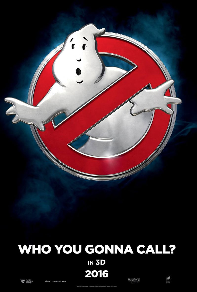 <strong><em>Ghostbusters</em></strong> Poster
