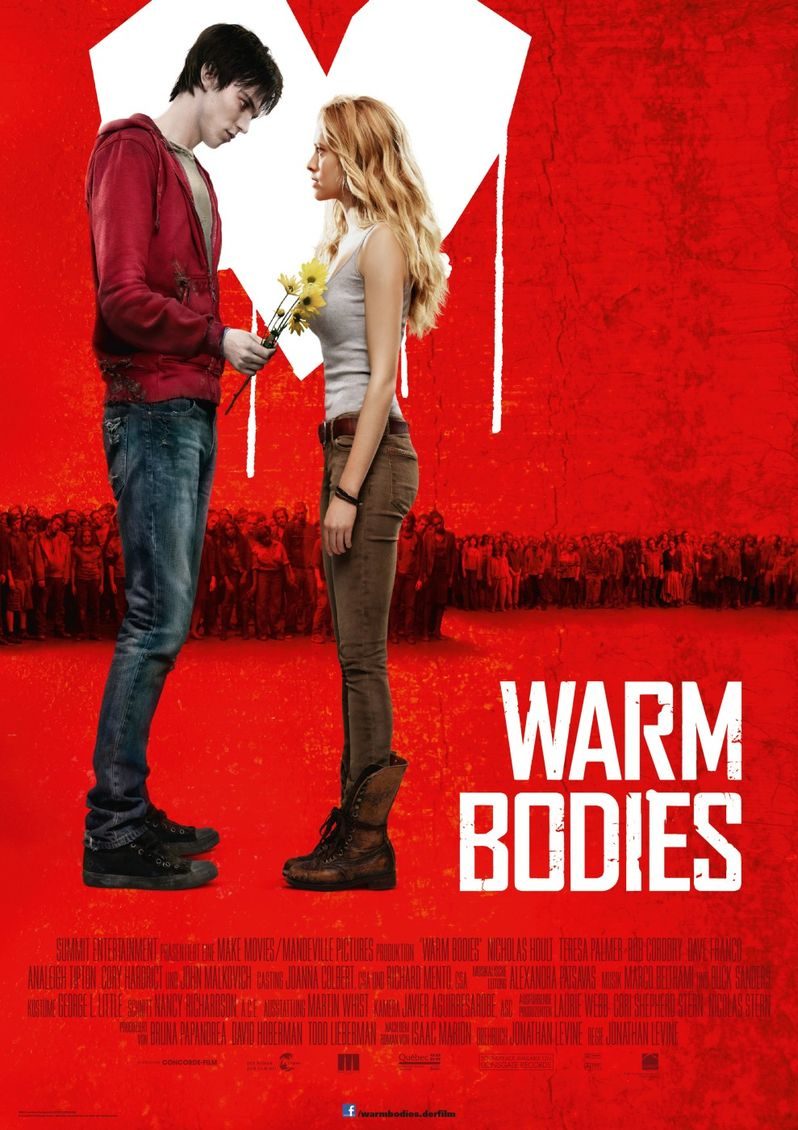 <strong><em>Warm Bodies</em></strong> Poster