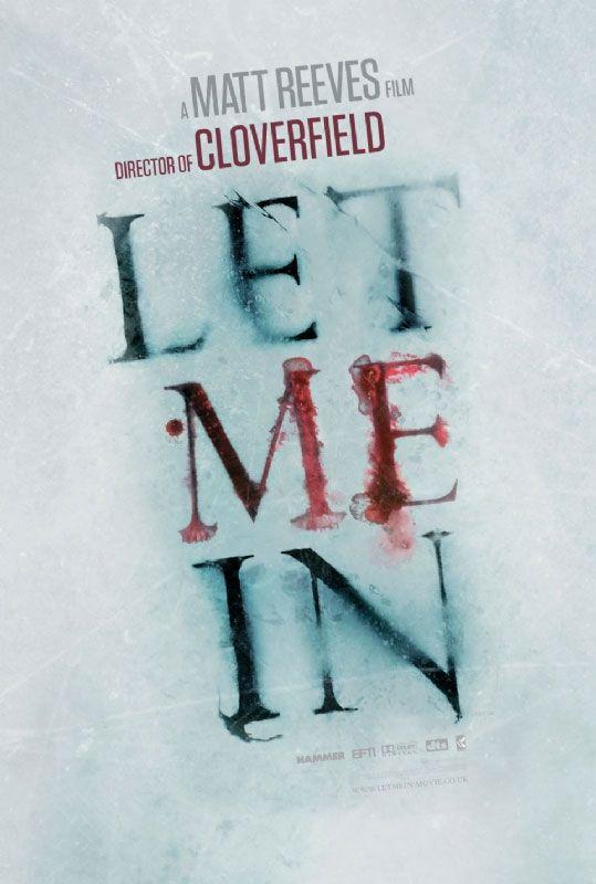 <strong><em>Let Me In</em></strong> UK Teaser Poster