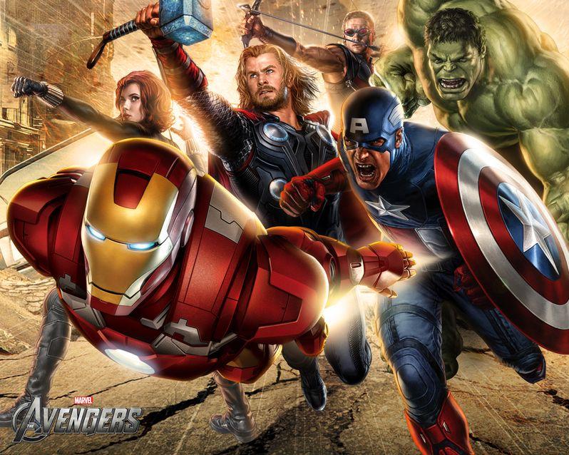 <strong><em>Marvel's The Avengers</em></strong> Wallpaper #10