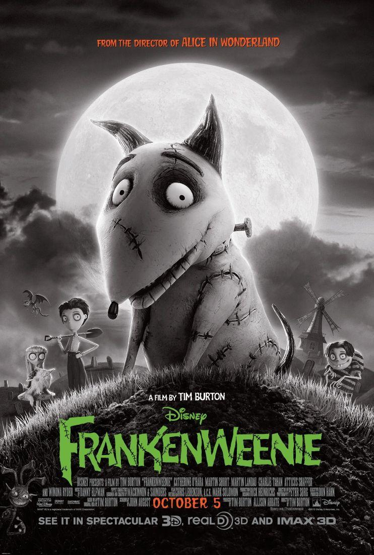 <strong><em>Frankenweenie</em></strong> Poster #2