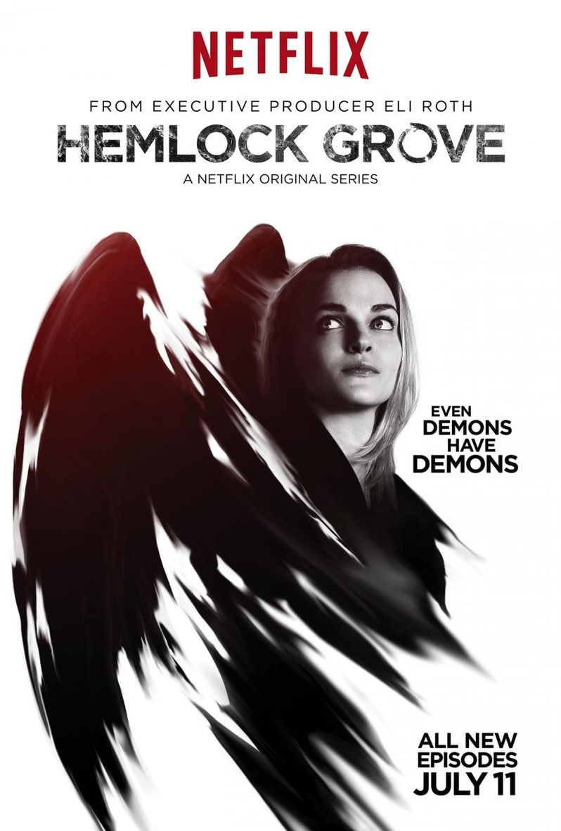 <strong><em>Hemlock Grove</em></strong> Season 2 Miranda Poster