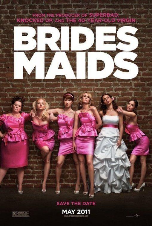 <strong><em>Bridesmaids</em></strong> Poster #1