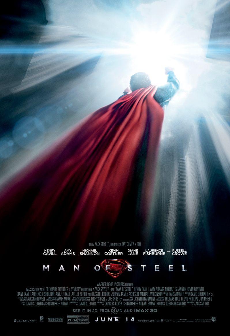 <strong><em>Man of Steel</em></strong> Poster