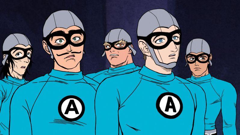 <strong><em>The Aquabats! Super Show!</em></strong> Photo #1