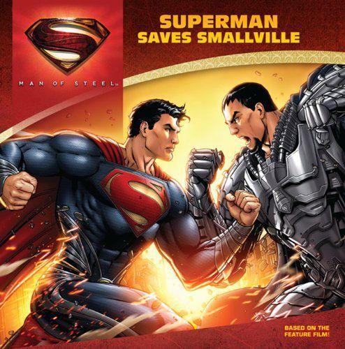 <strong><em>Man of Steel</em></strong> Book Art 2