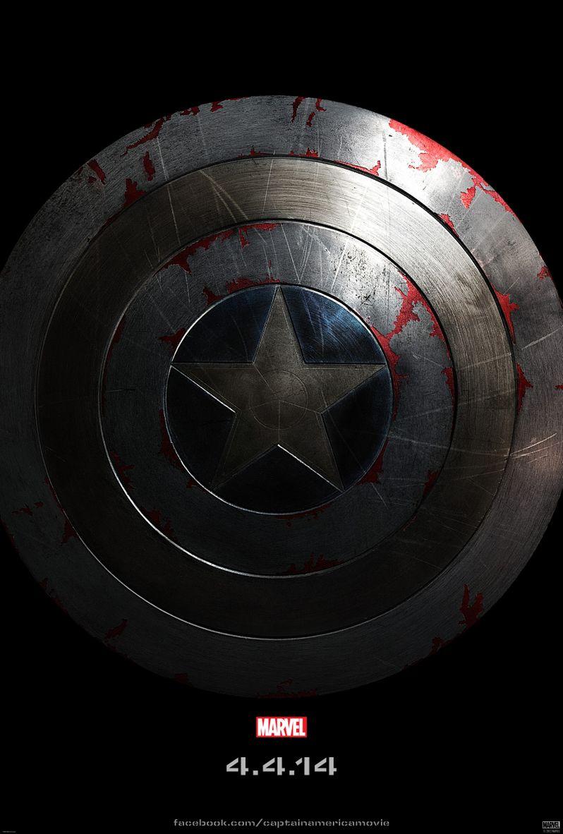 Captain America: Winter Soldier Teaser Poster