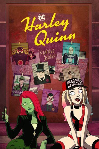 Harley Quinn (2018)