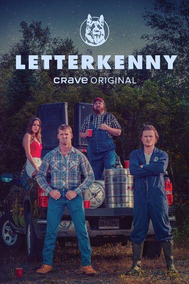 Letterkenny (2016)