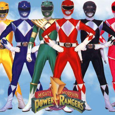 Mighty Morphin' Power Rangers (1993)