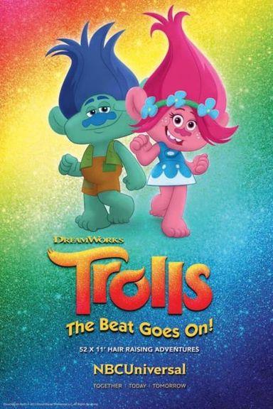 Trolls: The Beat Goes On! (2018)