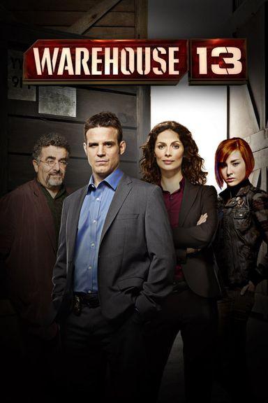 Warehouse 13 (2009)