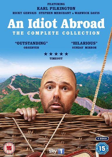 An Idiot Abroad (2010)