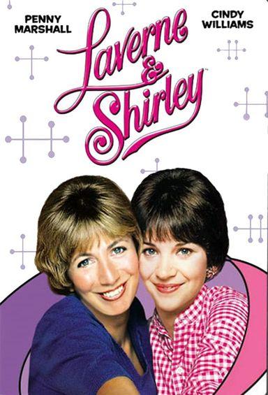 Laverne & Shirley (1976)